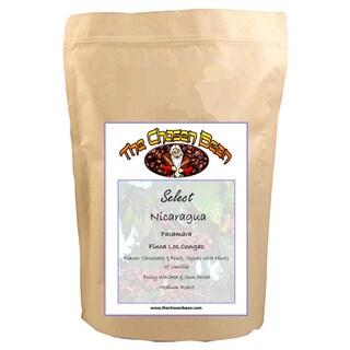 The Chosen Bean Select Nicaraguan Los Congas Pacamara Micro-roasted Gourmet Whole Bean Coffee