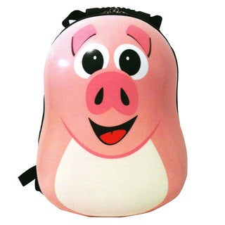 Cuties and Pals Pookie Pig Kids Hardside Backpack