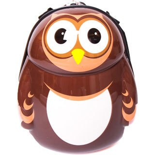 Cuties and Pals Pipi Owl Kids Hardside Backpack
