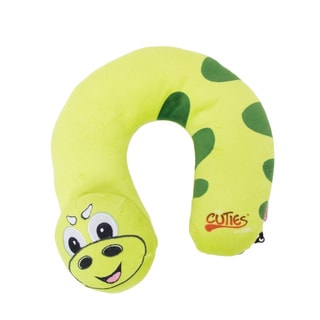 Cuties and Pals P-Rex Dinosaur Kids Neck Pillow