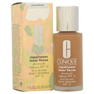 Clinique Repairwear Laser Focus All Smooth Makeup SPF15 Foundation