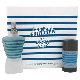 Jean Paul Gaultier Le Beau Male Men's 2-piece Gift Set