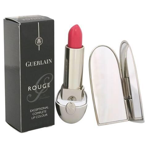 Guerlain Rouge G De Guerlain #77 Geraldine Exceptional Complete Lip Colour