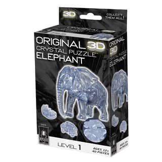 3D Crystal 40-piece Elephant Puzzle|https://ak1.ostkcdn.com/images/products/9665261/P16846642.jpg?impolicy=medium