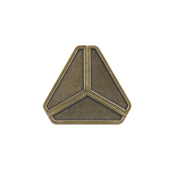 Hanayama Level 3 Delta Cast Puzzle