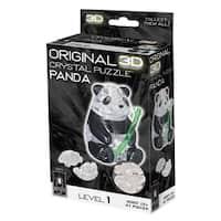 3D Crystal Panda 41-piece Puzzle