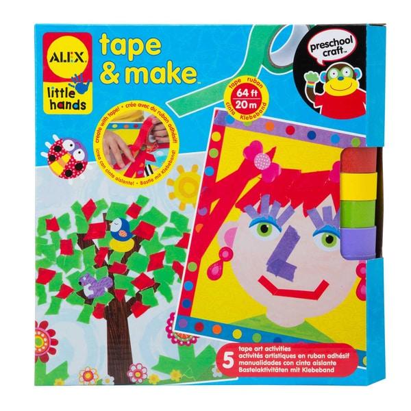 Tape and Make Art