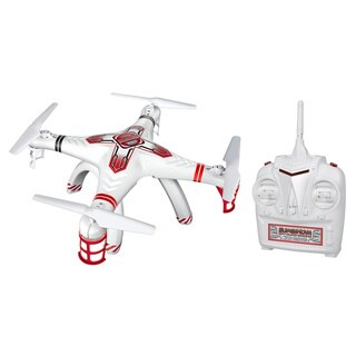 World Tech Supernova Spy Quadcopter Remote Control Drone with Camera