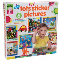 Tots Sticker Picture Activities (Pack of 6)