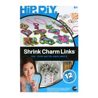 Shrinky Charm Link Jewelry Kit