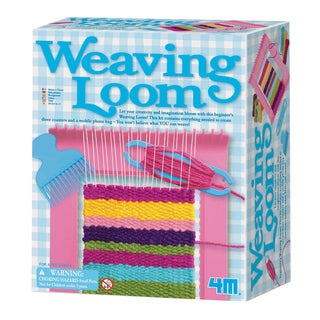 Weaving Loom Art Kit