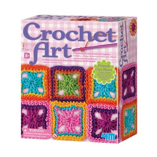 Crochet Art Kit