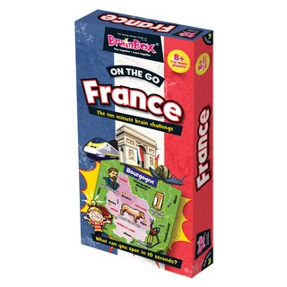 BrainBox On the Go France Game