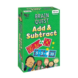 Brain Quest Add and Subtract Game