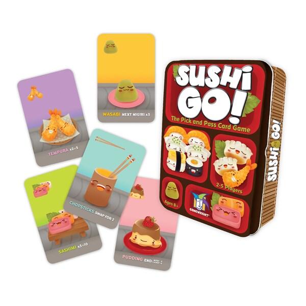 Sushi Go Game