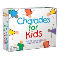 Charades for Kids Game - N/A
