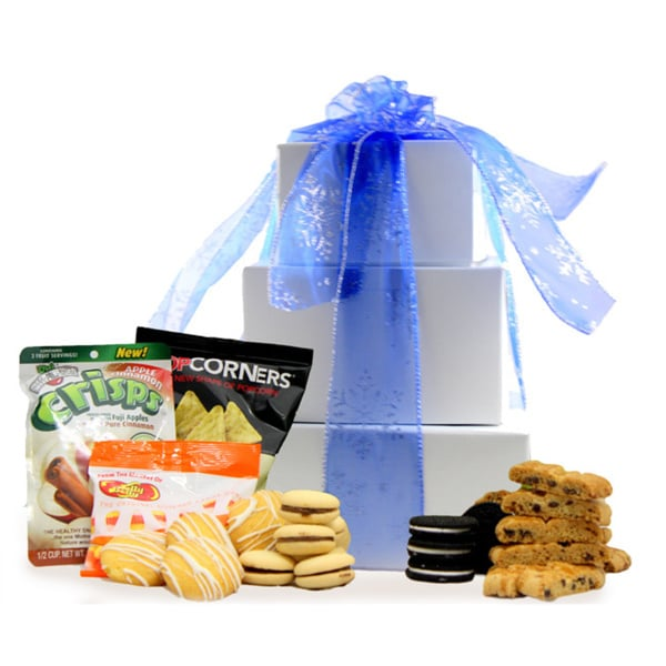 Seasons greetings gluten free large gift tower free shipping seasons greetings gluten free large gift tower negle Choice Image