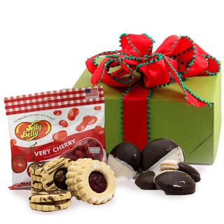 Happy Holidays Gluten-free Medium Gift Box