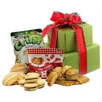Holiday Delight Gluten-free Small Gift Tower