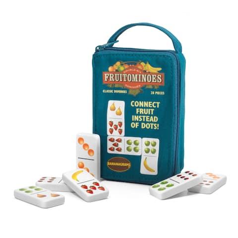 Fruitominoes Game - White