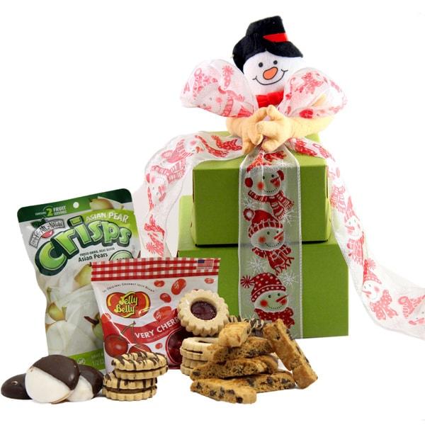 Winter wonderland gluten free cookie gift tower free shipping winter wonderland gluten free cookie gift tower negle Gallery