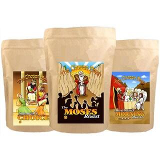 Chosen Value Araibica Micro-roasted Gourmet Artisan Coffee Blends Whole Bean (3 Pack)