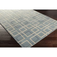 Hand Tufted Max New Zealand wool Area Rug - 8' x 11'