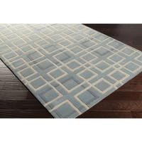 Hand Tufted Max New Zealand wool Area Rug (3'3 x 5'3)