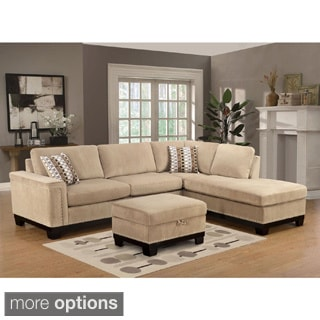 William's Home Furnishing Yosemite Sectional