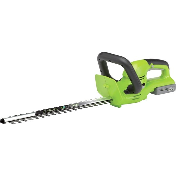 Earthwise Cordless 20-volt Lithium Ion 20-inch Hedge Trimmer
