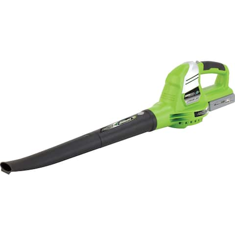 Earthwise Cordless 20V Lithium Ion Blower