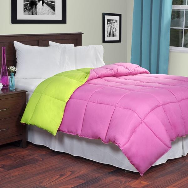 Windsor Home Reversible Down Alternative Comforter
