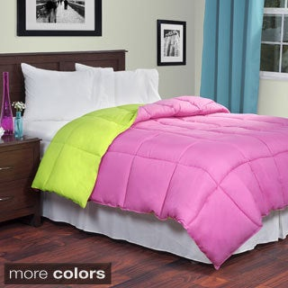 Windsor Home Reversible Down Alternative Comforter (More options available)