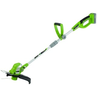 Earthwise Cordless 20-volt Lithium Ion 12-inch Grass String Trimmer