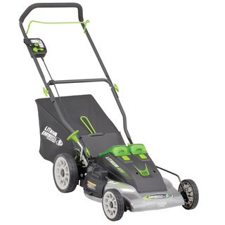 Earthwise 40-volt Lithium Ion 20-inch Cordless Electric Lawn Mower|https://ak1.ostkcdn.com/images/products/9665708/P16847081.jpg?_ostk_perf_=percv&impolicy=medium