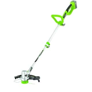Earthwise Cordless 24-volt Lithium Ion Grass String Trimmer|https://ak1.ostkcdn.com/images/products/9665709/P16847026.jpg?impolicy=medium