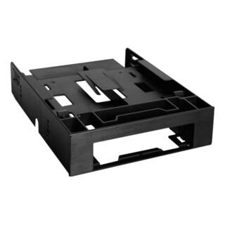 Icy Dock FLEX-FIT Trio MB343SP Drive Bay Adapter Internal - Black