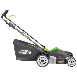 Earthwise Cordless 40-volt Lithium Ion 18-inch Lawn Mower|https://ak1.ostkcdn.com/images/products/9665751/P16847084.jpg?impolicy=medium