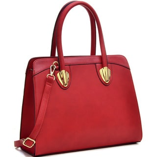 Dasein Satchel with Removable Shoulder Strap
