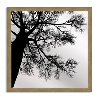 Gallery Direct Looking Upward Mirror Art