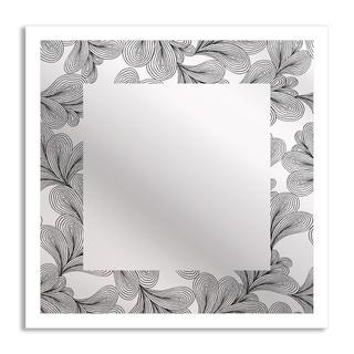 Gallery Direct Flourish Mirror Art