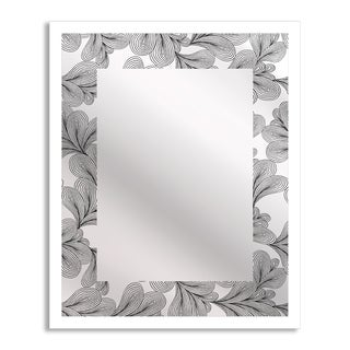 Gallery Direct Flourish Mirror Art