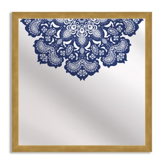 Gallery Direct SvitDen 'Designs in Lace' Mirror Art