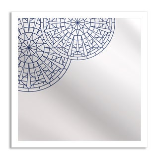 Gallery Direct Art Deco III Mirror Art