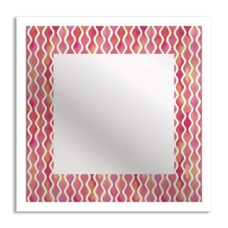 Gallery Direct Lumencre 'Watercolor I' Mirror Art