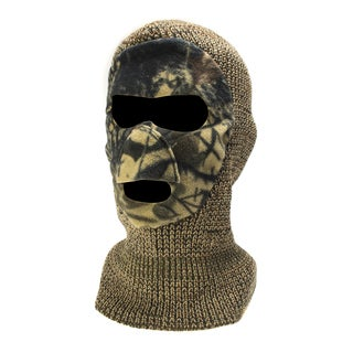QuietWear Youth Knit and Fleece Mask