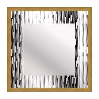 Gallery Direct Studioshot 'Mid-century Chic' Mirror Art
