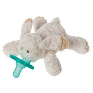 WubbaNub Oatmeal Bunny Mary Meyer Limited Edition Pacifier