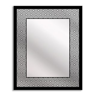 Gallery Direct Bold Geometry I Mirror Art