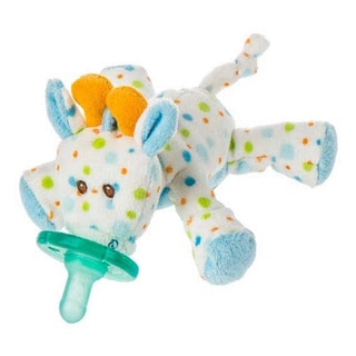 WubbaNub Little Stretch Giraffe Mary Meyer Limited Edition Pacifier